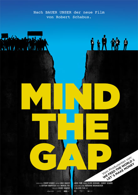 Filmplakat von Mind the Gap